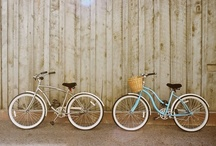 """Bikes I Love... / """"Life is like riding a bicycle...you don't fall off unless you stop pedaling."""" ~Claude Pepper ~ / by Tommie Zuñiga"""