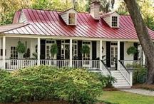 Home Exterior's & Floorplans / by Sarah Jackson-Independent Designer Origami Owl #46583