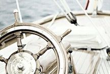 Chic Nautical / May your anchor be tight,your cork be loose,your rum be spiced,and your compass be true.
