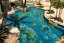 Ponds,Water Features and Pools