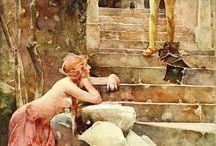 Mermaid Magic / #magical #mermaids #mythical #mermaid #beautiful #things  / by The Victorian Mermaid