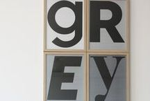 G R E Y / Rustig grey interiors with a Scandinavian touch