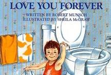 children's books  / by Linda Laffin Lesniak