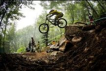 For the love of mountains! / Amazing mountain bike trails that make you want to get on your bike and MTB all day!