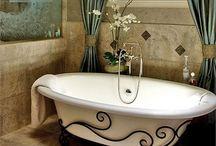 Interiors ~ Bathrooms