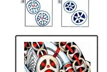 Doodles - Patrones / Imágenes con el paso a paso de como realizar un tipo de doodle o zentangle. / by Ana Navas