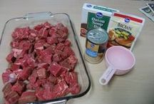 Food I Hope To Make / Food that sounds yummy and seems easy to make.