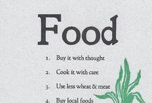 FOOD/recipes / by Helen Lane