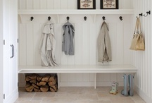 Mudroom / Laundry / by Rebecca Jones