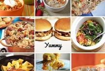 Yummy: Foods / by Samantha Blanchard