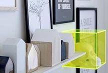 C O L O R P O P / Nordic interiors with a pop of color