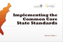 Common Core (CCSS) / The Best of Articles, Resources and Websites for you to learn more about the implementation of  Common Core State Standards (CCSS). Let's Get Connected! • Follow me on Twitter! @AnibalPachecoIT • Subscribe on YouTube www.youtube.com/user/anibalpachecoit Website: www.anibalpachecoit.com