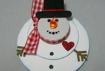 Christmas craft / by Carmen Graham