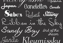 Free Fonts / Fun and free digital fonts