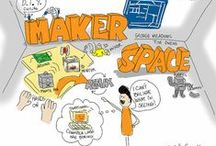 Maker Space / The best articles, news and resources for educators seeking to promote creativity and innovation in their learners. Let's Get Connected! • Follow me on Twitter! @AnibalPachecoIT • Subscribe on YouTube www.youtube.com/user/anibalpachecoit Website: www.anibalpachecoit.com