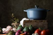Moody Food Styling & Photography / Moody, Dark, Artistic food styling and photography
