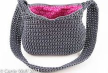 Crochet bags / Purses, baskets, bags
