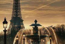 Bienvenue a' Paris / We'll always have Paris.     / by Pati's Pin House