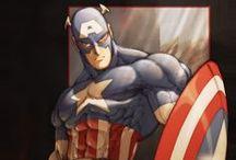 C A P T A I N • A M E R I C A / Everything Captain America