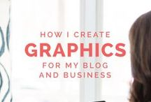 Blog Design Inspiration & Resources / Blog site design tips and ideas that will help to get your blog looking the way you want it.