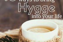 hygge (hue-ga)