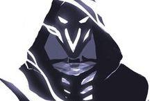 """Gabriel """"Reaper"""" Reyes & Reapfield"""