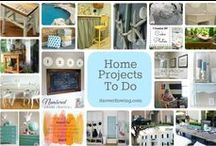 Projects to Try / by Kimberly Littler