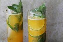 L I B A T I O N S / cocktails and other adult beverages
