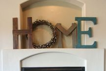 Home decorations / by Kelly Carson