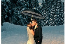 Timberline Lodge Wedding, Mt. Hood, Oregon / Timberline Lodge offers the perfect winter wonderland wedding venue if you're looking for something in the Mt. Hood area, close to Portland, Oregon. Wedding by Evrim Icoz Photography and Photographer http://www.evrimgallery.com
