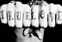 Tattoos (I'll do it all one day... perhaps! x)