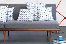 101 DIY cushions / #cushions #pillows #DIY #shopping / by 101woonideeën D.I.Y. magazine