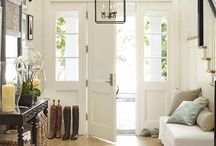 Entryway / Hallway / Stairway / by Kimberly Littler