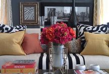 Decorating - Living / by Cherie Ryan