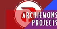Archiemons Projects / My Portfolio