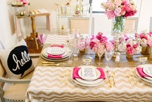 Tablescapes / by Nicolette Teo