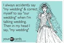 Wedding stuff <3
