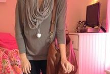 My Style / clothes, boots, shoes, scarves, hats, sweaters, dresses, jewelry / by Emily Hunt