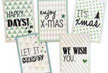 101 Holidaycards Countdown 2013 / Aftellen tot kerst: iedere dag een blog met kerstkaarten van nederlands ontwerp op het weblog van 101Woonideeën. We count till christmas on our 101weblog with Holidaycards made by Dutch designers and illustrators.