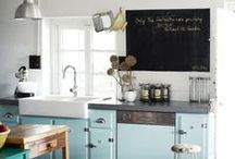 K I T C H E N / Inspiration and Products for My Kitchen