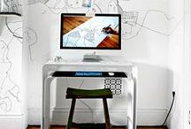 Work that workspace / Cool creative hubs to get sh*t done.  / by Envato