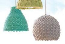 101 shopt: gehaakte lampen / Handgemaakte lampen en haakbeschrijvingen om zelf aan de slag te gaan.