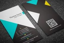 ✦ Business cards ✦ / by Jérémie Aubert