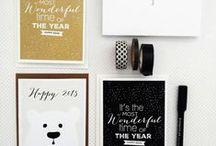 101 HolidaycardsCountdown 2014 / Aftellen tot kerst: iedere dag een blog met kerstkaarten van nederlands ontwerp. We count till christmas with Holidaycards made by Dutch designers and illustrators.