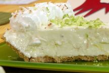 Recipes: Desserts- Key Lime / Key lime: my pregnancy craving.  / by Kate Jeter