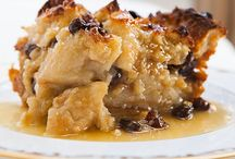 Recipes: Desserts- Bread Pudding / by Kate Jeter