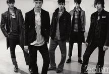 Gentlemen / Menswear campaign photoshoot inspiration. Why dont Czech guys dress like this? :(