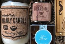 Bearded Brethren Box / This box is for any brother that boasts a bodacious beard!