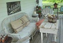 Porches, Porches, and Porches!