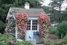 Wendy houses - adorable playhouses & garden hideouts